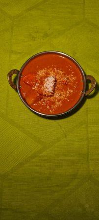 Chicken Vindaloo (scharf)